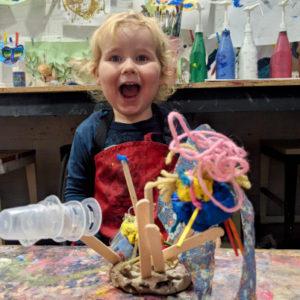 Kids Do Art – Children's Art Classes