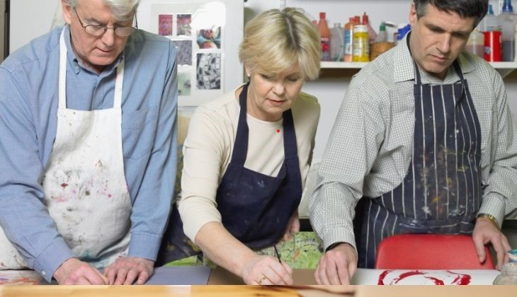 Art Workshops for Adults