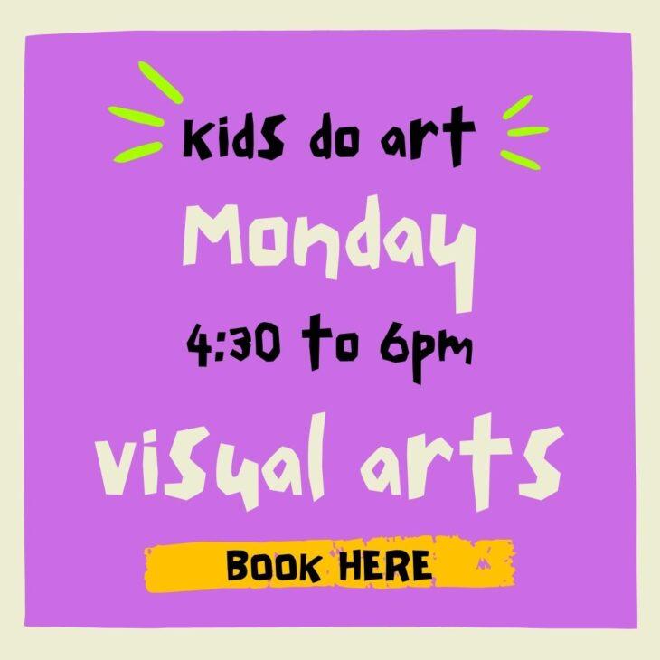 Kids Do Art – Visual Art