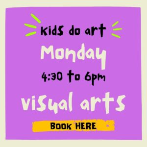 Kids Do Art – Visual Art Term 2 2021