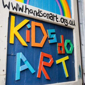 Kids Do Art School Holiday Workshops