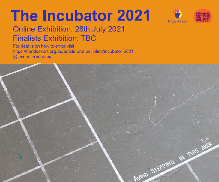 The Incubator 2021 art exhibition and competition